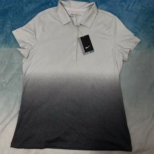 Nike Golf Dri-Fit Ladies Polo Shirt Size L